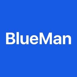 """BlueMan-全球最优质同志""""1""""的男人聚集地"""