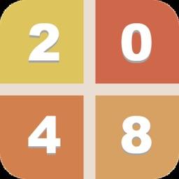 2048洪荒之力OL:经典数字智益小游戏