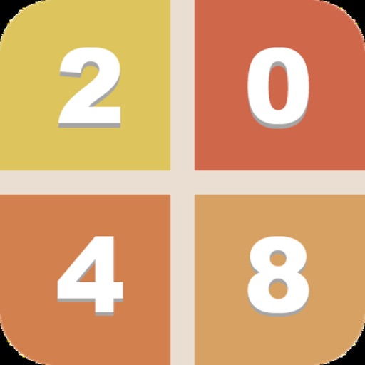 2048洪荒之力OL:经典数字智益小游戏 iOS App