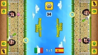 Puppet Soccer 2014 -  Fußball-EM der MarionettenweltScreenshot von 5