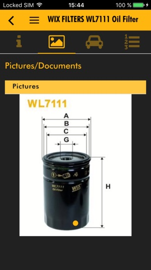 WIX Catalogue on the App Store