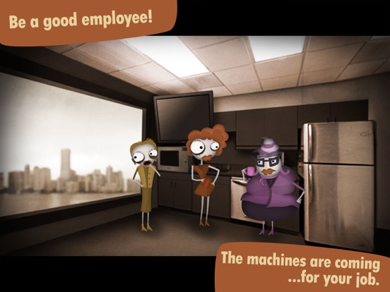 Screenshot #3 for Human Resource Machine