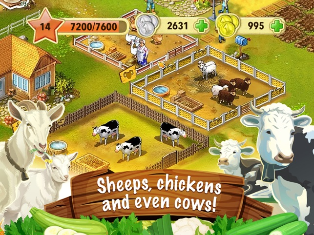 Farm Tribe iPad, iPhone, Android, Mac & PC Game Big Fish Island Tribe 2 - Download PC Game Free Game Developer on iOS, Android and other platforms Qumaron