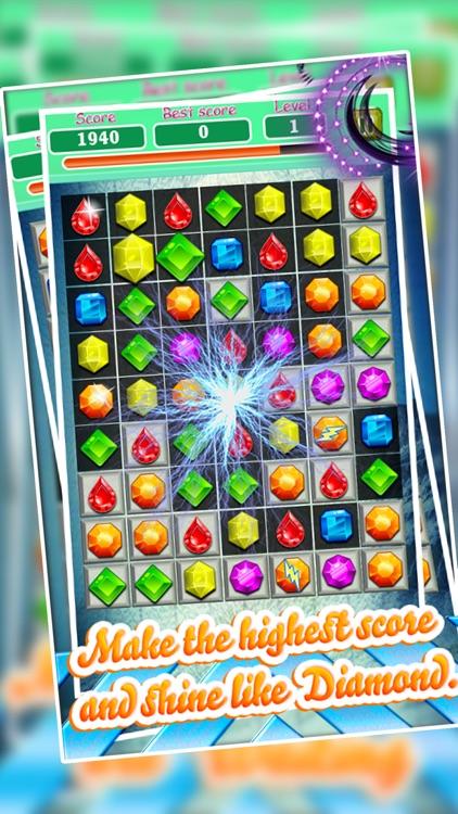 Diamond Crush Rush - Diamond Crush Blast - Lost Treasure Quest - Jewel Quest - Diamond Crush Ultimate Champion