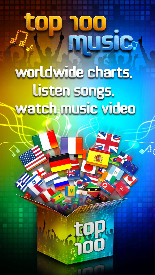 Top 100 Music - FREE