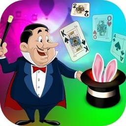 Playing Cards Magic Tricks - Fun Cards Kids Game