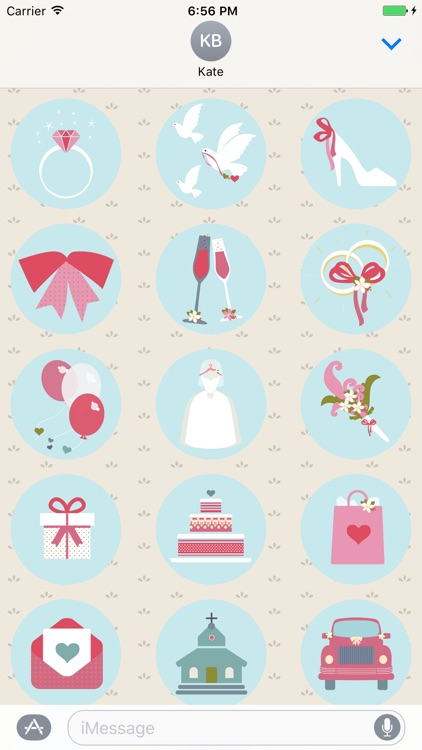 Wedding Day Stickers screenshot-3