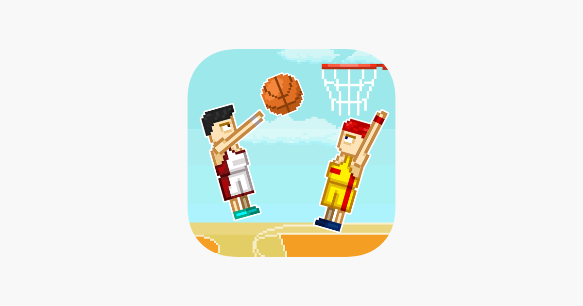 Funny Bouncy Basketball - Fun 2 Player Physics on the App Store