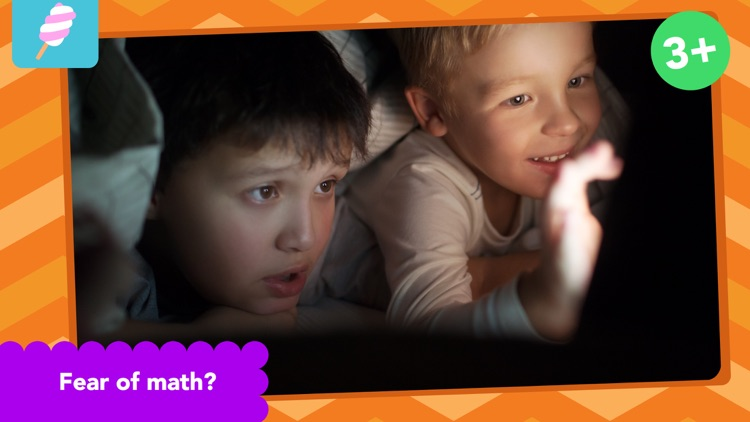 Math Tales trick-or-treating: Halloween counting screenshot-4