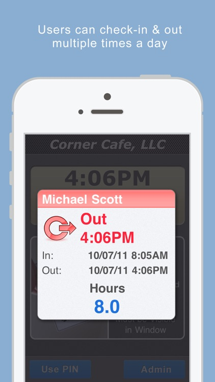 TimeStation screenshot-3