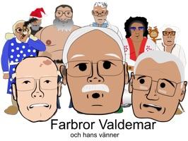 Farbror Valdemar och hans vänner
