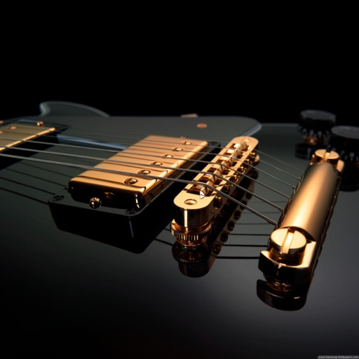 Guitar Music Wallpapers HD: Quotes Backgrounds with Art Pictures icon