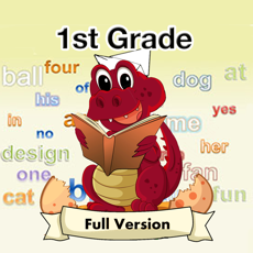 Activities of Learn and Practice Reading for First Graders