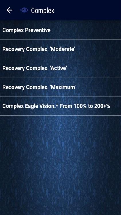 100% vision Bates method screenshot-4