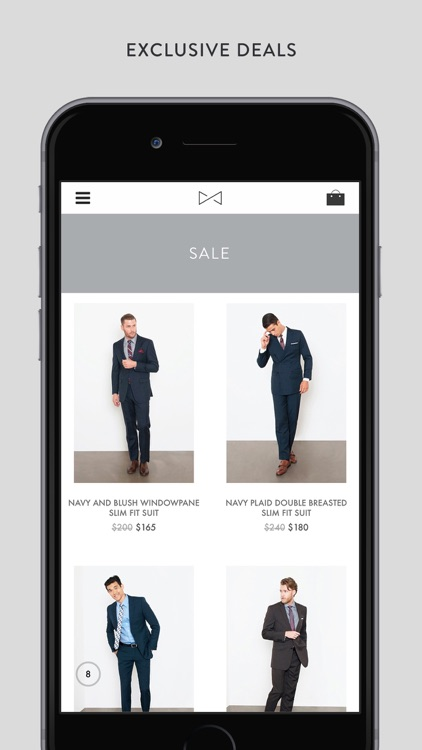 Combat Gent – Suits, Shirts, Ties & More