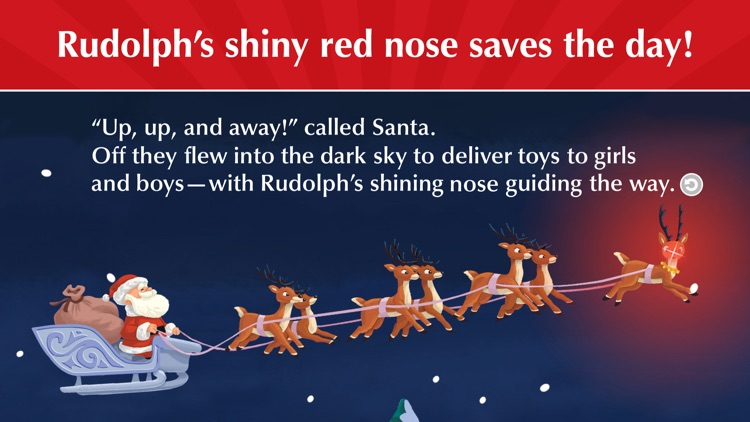 Rudolph Red-Nosed Reindeer screenshot-4