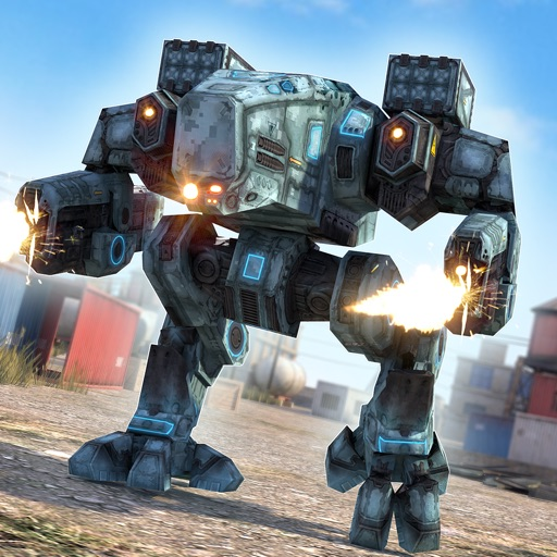 Steel Robots | 3D War Robot Fighting Game vs Tanks iOS App
