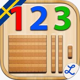 Swedish Montessori Numbers