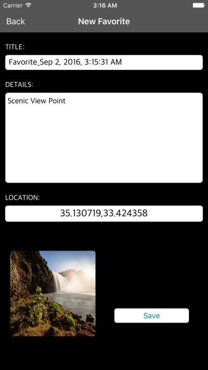 MALDIVES – GPS Travel Map Offline Navigator screenshot-3