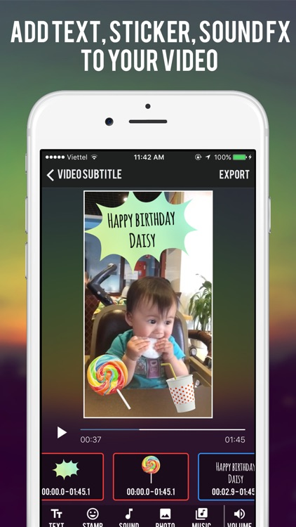 Video Caption - Subtitle Maker