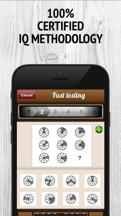 IQ Test: Brain Cognitive Games Screenshots