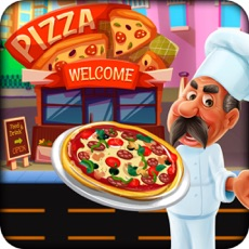 Activities of Pizza Maker Shop: Chef Cooking