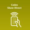 Universal Codigo Control Remoto Para Shaw Direct