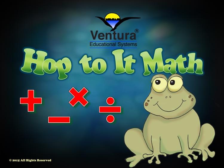 Hop To It Math