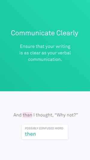 Grammarly Keyboard Screenshot