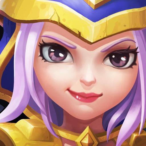 Heroes Clash - Castle of Clans(Герои Cтолкновение)