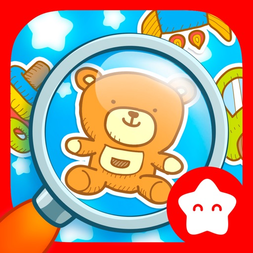 Find It : Hidden Objects for Children & Toddlers F iOS App