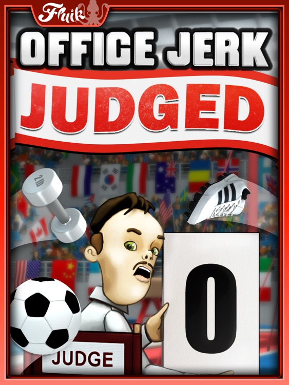 Office Jerk: Judged! for iPad