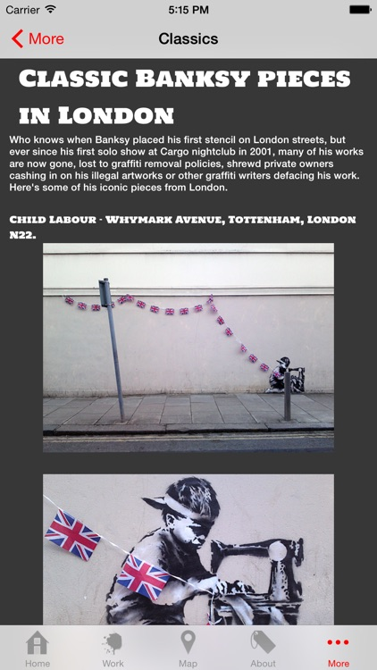 Banksy London Tour screenshot-4