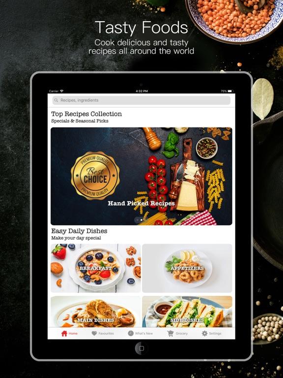 Healthy recipe book app price drops screenshot 1 for healthy recipe book forumfinder Choice Image