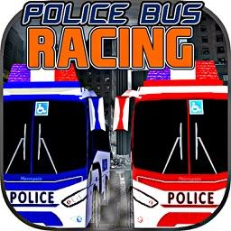 Police Bus Racing
