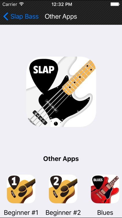 Slap Bass Method HD screenshot-4