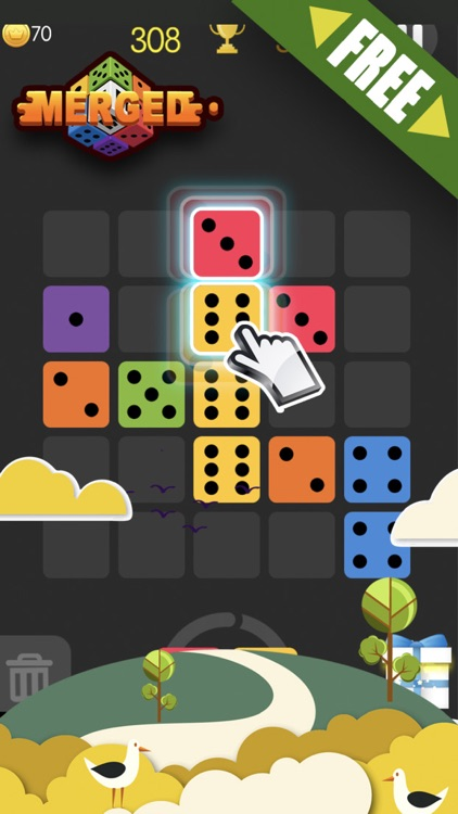 Dominoes Block Puzzle screenshot-3