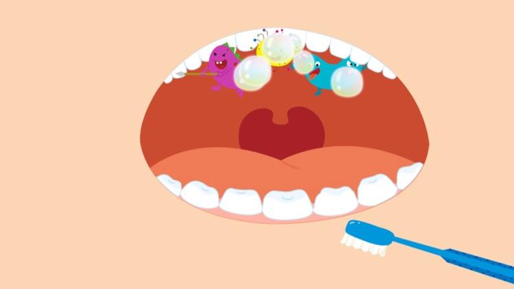 Babies learn to brush teeth - Game for Kids screenshot-3