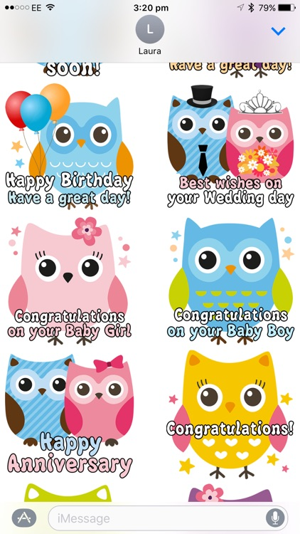 SoCute Owl screenshot-2