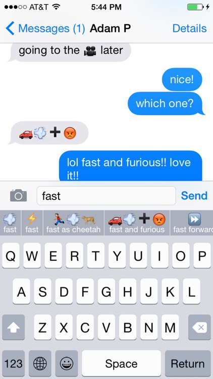 Keymoji Premium Emoji Keyboard screenshot-3