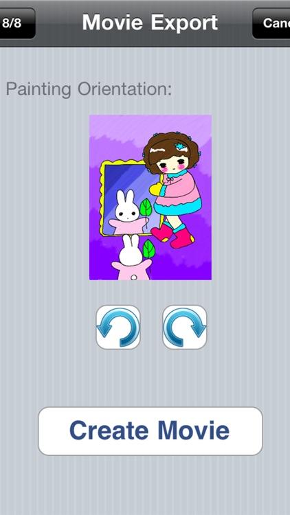 Kids Coloring  Book - Doodle Pad 2in1 screenshot-3
