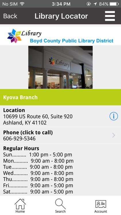 Boyd County Public Library District Mobile screenshot-4