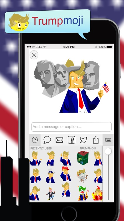 Trumpmoji screenshot-1