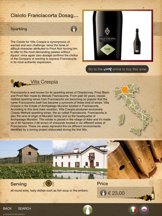 WineAmore Wine List screenshot-4