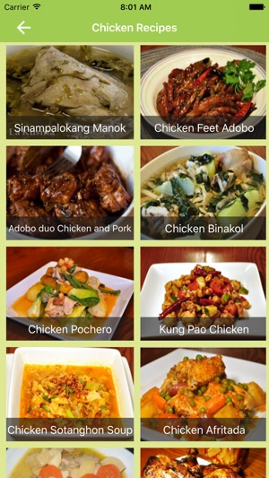 Filipino food recipes offline free on the app store forumfinder Choice Image