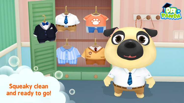 Dr. Panda Bath Time screenshot-4