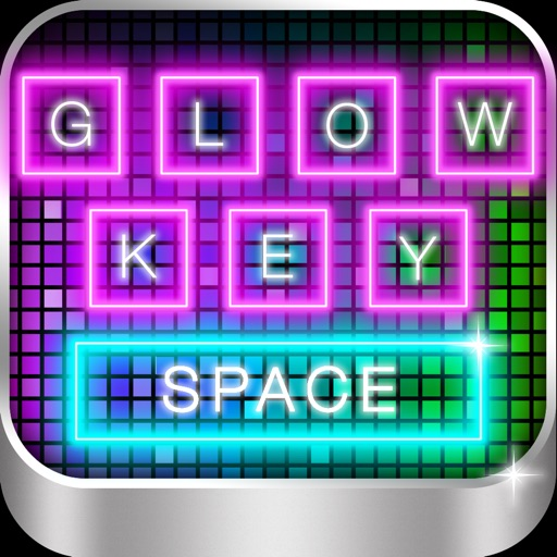 Glow Keyboard - Customize & Theme Your Keyboards