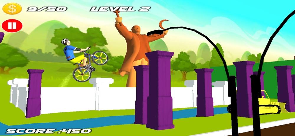 BMX Stunt Rider : Bike Race Cheat Codes