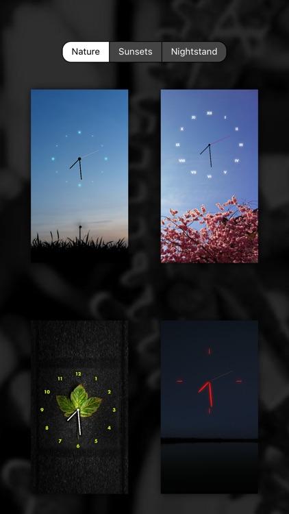 ClockScape | Themed Analog Clock