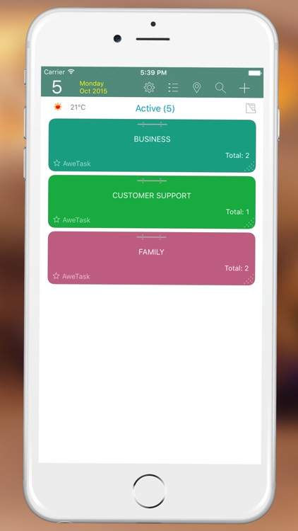 VigTask - Smart task management